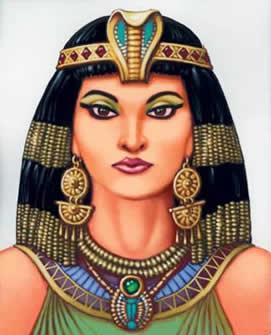 Clepatra A Mais Famosa Rainha Do Egito S Histria