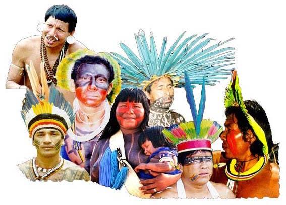 foto indio colombia:
