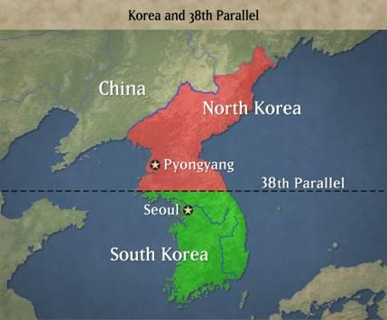 Resultado de imagem para guerra da coreia